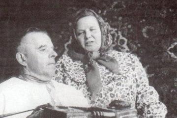 Семья Горбуновых из Нязепетровска