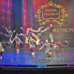Т.С. Киселева, руководитель студии танца «Светлое настоящее»