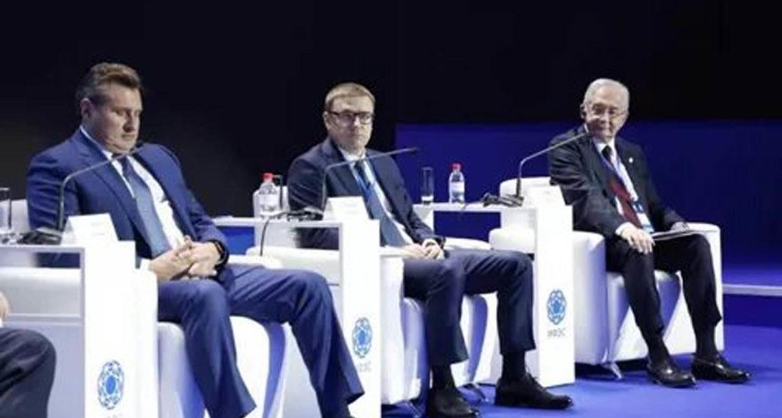 А. Текслер на форуме в Москве
