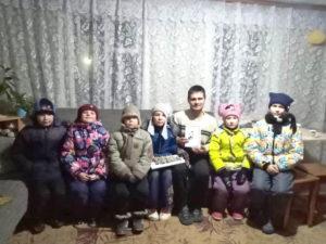 День инвалидов в д. Ташкинова Нязепетровского района