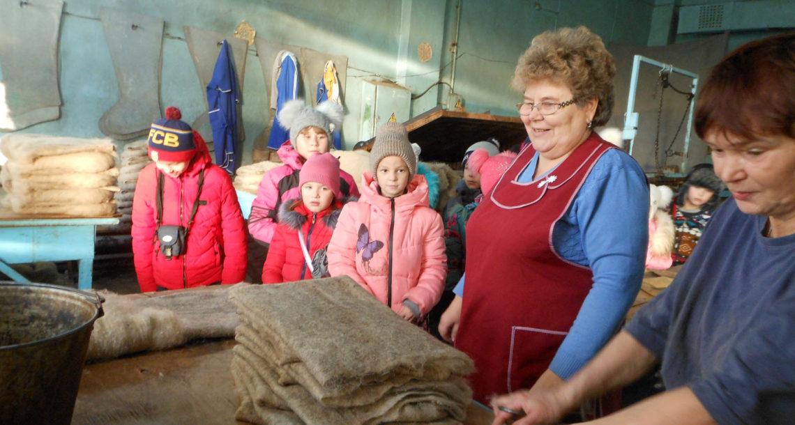 Изготовление валенок в Нязепетровске