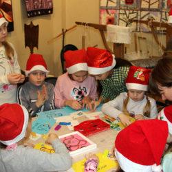 Мастерская Деда мороза в Нязепетровске