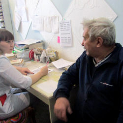 Жители Нязепетровского района проходят диспансеризацию