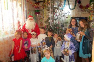Новый год в Нязепетровском районе