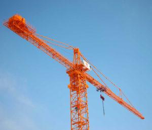 Кран и Нязепетровска будет работать на промышленном объекте
