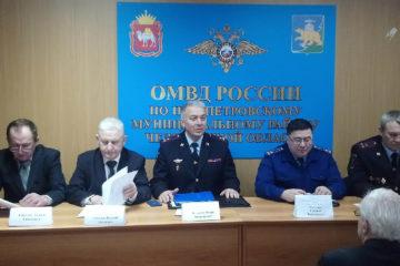 И.А. Литвинов в Нязепетровске