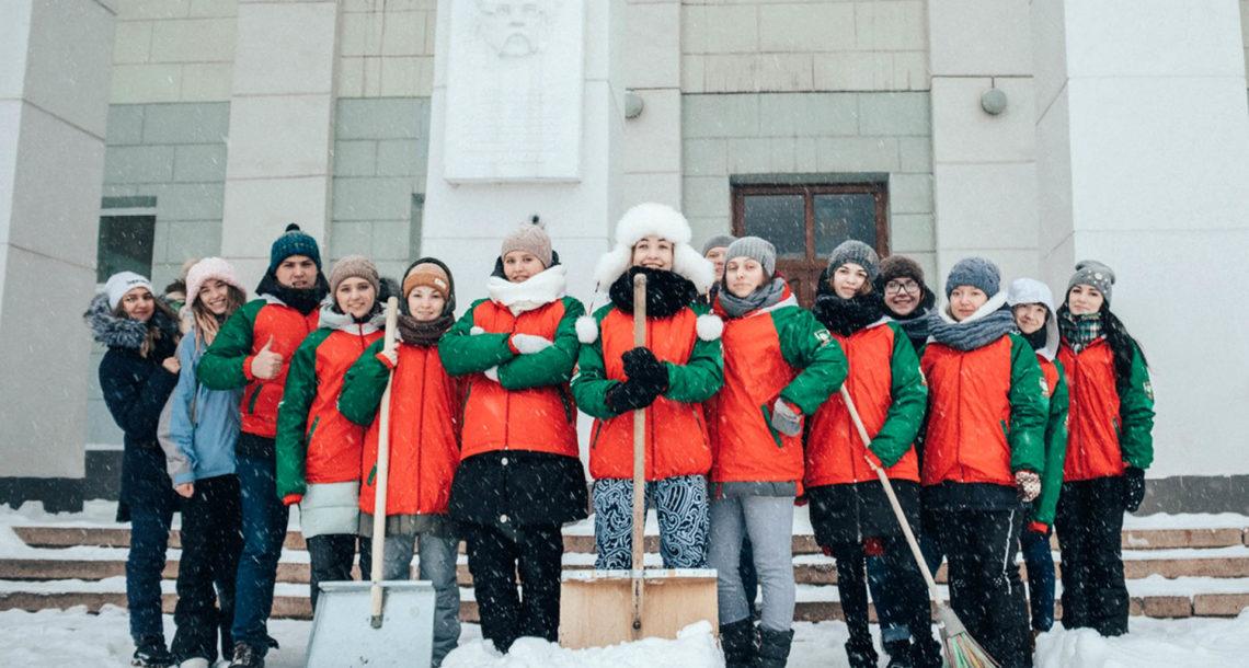 Снегири в Нязепетровском районе