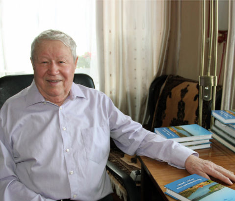В.Г. Субботин, почетный гражданин Нязепетровска
