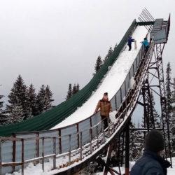 Летающие лыжники из Нязепетровска