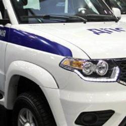 Нязепетровские полицейские получили новый автомобиль