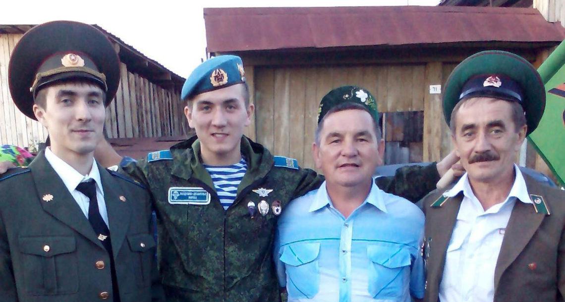 Жители Нязепетровского района рассказали о службе в армии