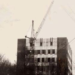Строительство терапевтического корпуса ЦРБ г. Нязепетровска