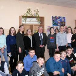 Мероприятие ко Дню снятия блокады Ленинграда в Нязепетровке