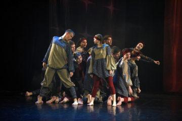Участники студии танца из Нязепетровска отправятся в Москву
