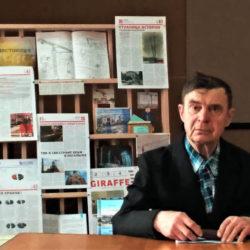 Встреча В.Ф. Бычкова с читателями
