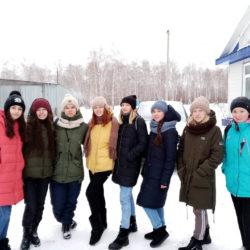Спортсменки из Нязепетровского района на «Уральской метелице»