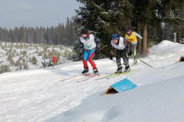 Лыжня России в Нязепетровске