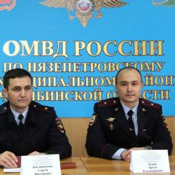 А.В. Лукин рассказал об итогах работы полиции в 2019 году