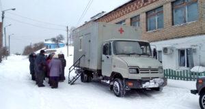 О состоянии здоровья жителей Нязепетровского района рассказала Н.Н. Степанова