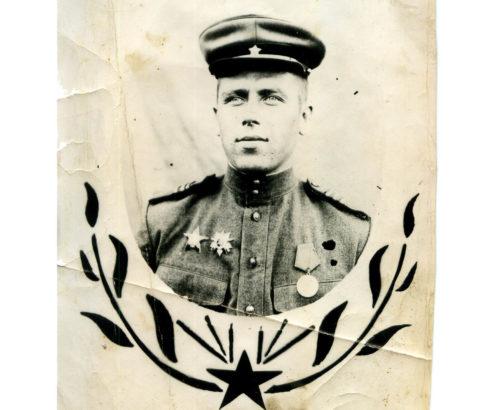 В. Батраков, герой Великой Отечественной войны