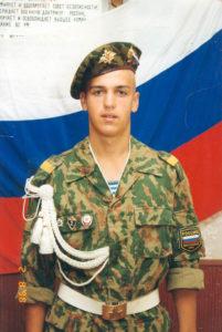 Л. Павлов из Нязепетровского района