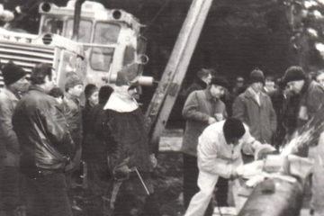 Первый газопровод в Нязепетровском районе