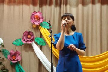 Концерт к 8 марта в Нязепетровском районе