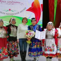 Народный коллектив «Ляйсан» из с. Арасланово Нязепетровского района