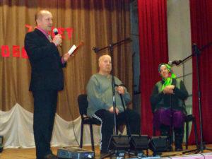 В д. Ситцева Нязепетровского района ветеранов пригласили на праздничный концерт