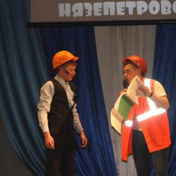 Победитель конкурса «Мистер Нязепетровск» Д. Сокольских