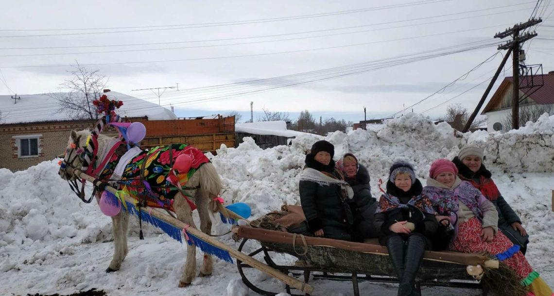 Масленица в Нязепетровском районе