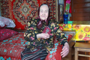А.Ф. Жартун, труженик тыла из Нязепетровска