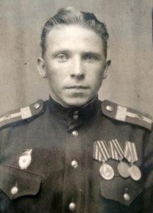 Долженков Николай Афанасьевич