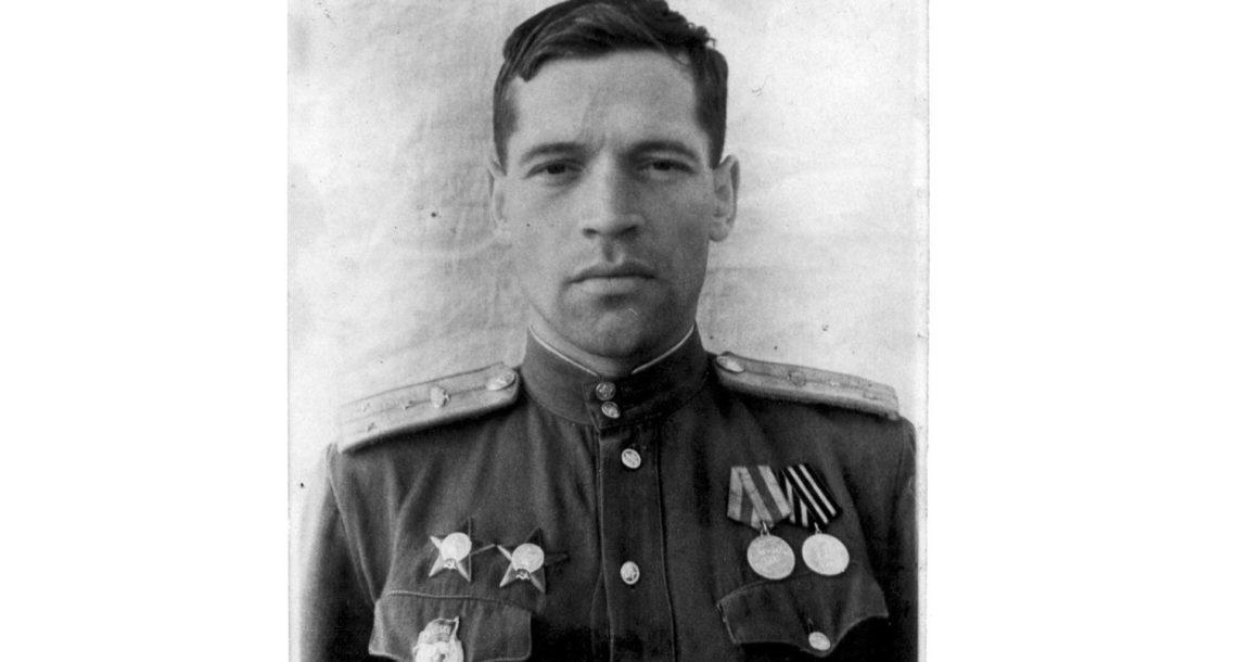 П.М. Журавлев из Нязепетровска