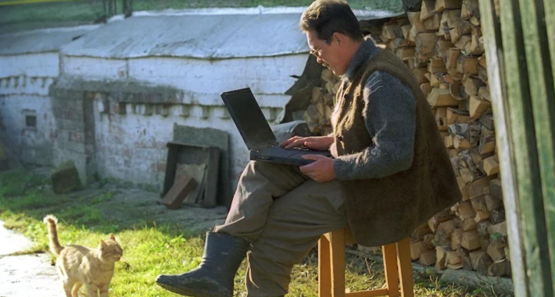 В Нязепетровский интернет придет интернет