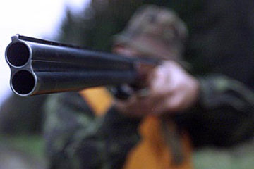 В Нязепетровске открылся сезон осенней охоты