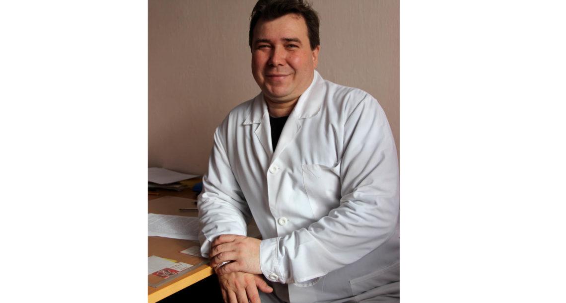 А. Фертиков, врач-нарколог из Нязепетровска
