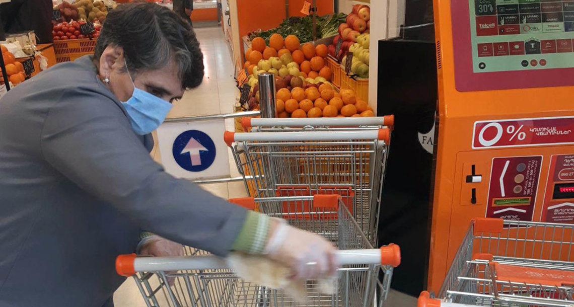 Жители Нязепетровска готовы дать отпор коронавирусной инфекции