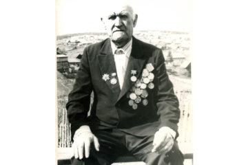 В.А. Постников, фронтовик из Нязепетровска