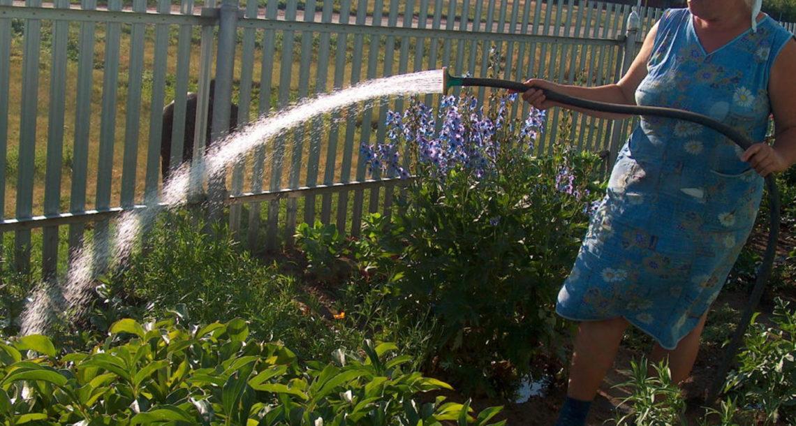 Летние водопроводы – особенность Нязепетровска