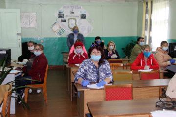 Группа жителей Нязепетровска получает профессию повара