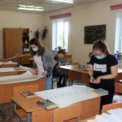 Студенты в филиале КПГТ в Нязепетровске