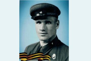 Г.Ф. Слесарев, фронтовик из Нязепетровска