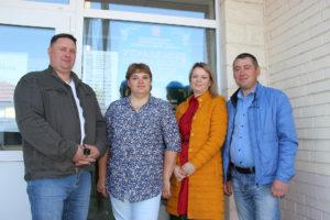 Работники соцзащиты Нязепетровского района