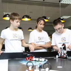 Мобильный кванториум приедет к школьникам Нязепетровского района