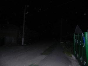 Ночь в Нязепетровске темным-темна