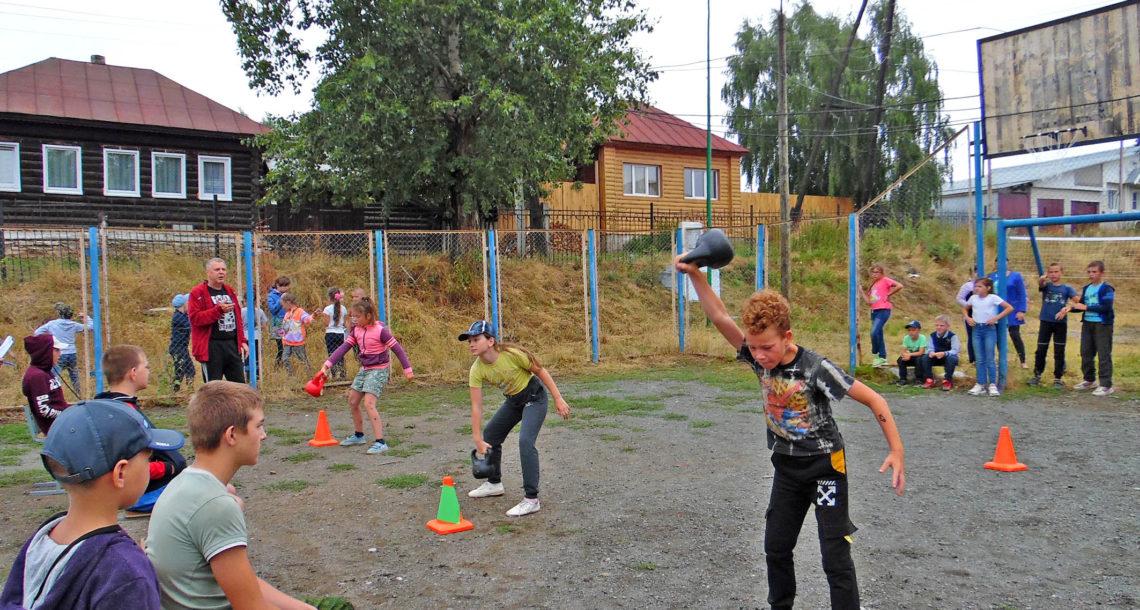 Соревнования в Нязепетровском районе