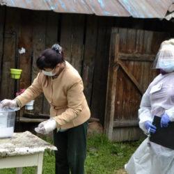 Жители Нязепетровского района на голосовании