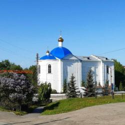 Храм Петра и Павла в Нязепетровске