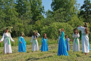 Праздник в д. Ситцева Нязепетровского района